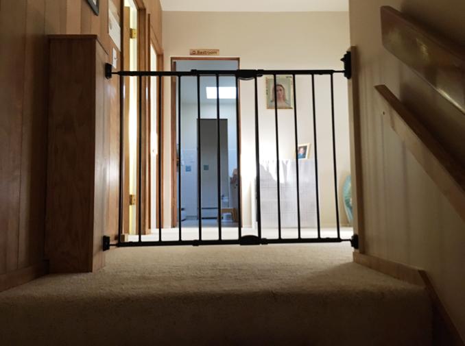 Toddler Stair Gate