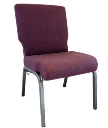 Java Church Chair in Grape