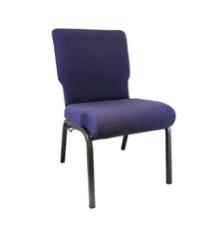Purple Church Chair