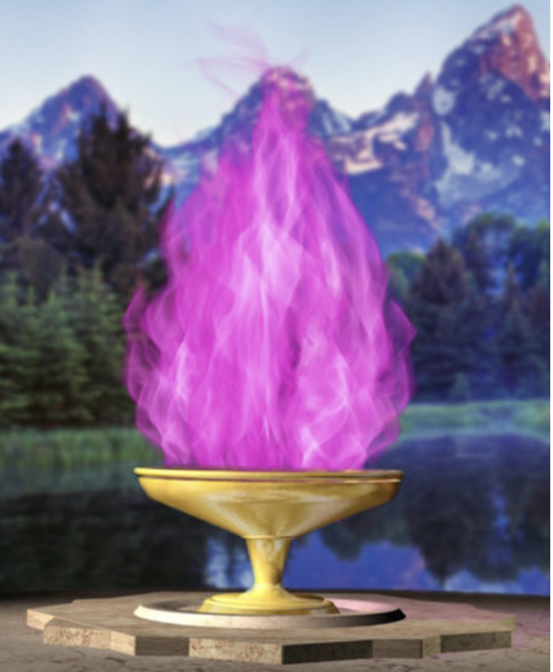 Viiolet Flame